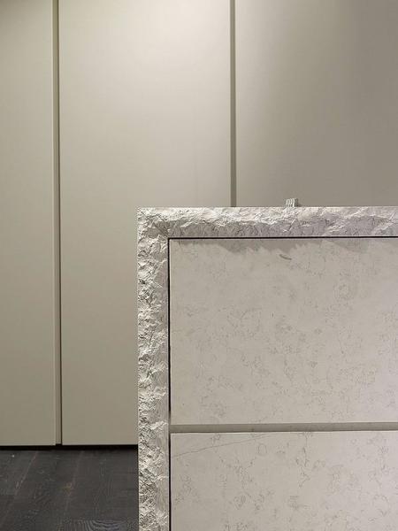 创意厨房间设计 图库