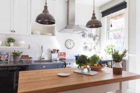 创意厨房间设计 灵感