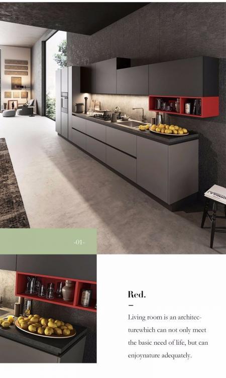 创意厨房间设计 素材