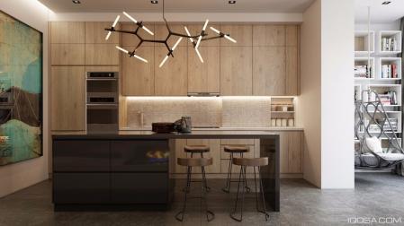 创意厨房间设计大全