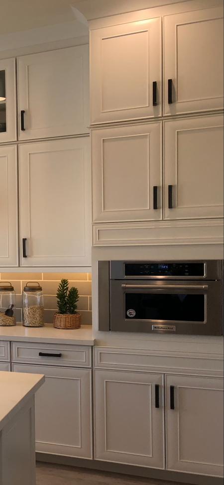 创意厨房间的样板房