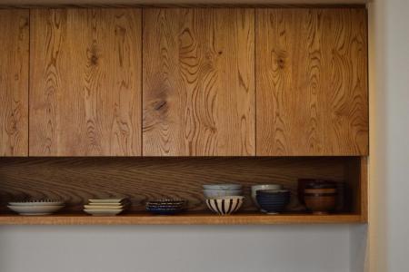 创意厨房间的样板间