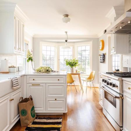 创意厨房间装饰好图