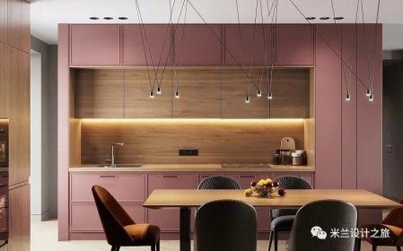 创意厨房间室内设计