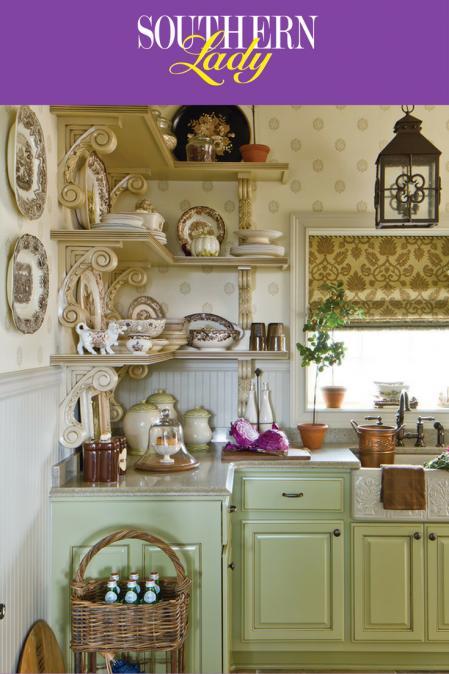 创意厨房间效果图大全