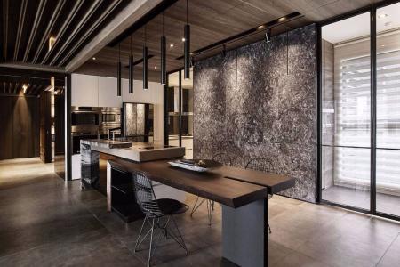 创意厨房间的装修设计