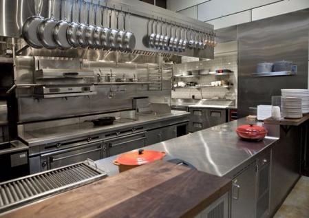 特色厨房样板房
