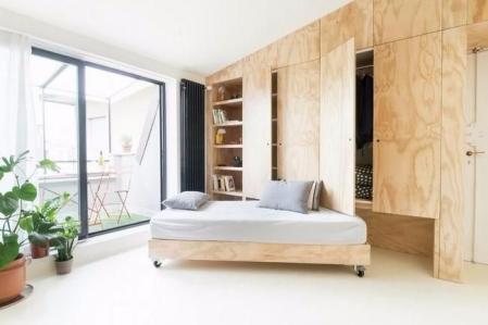 公寓设计图纸