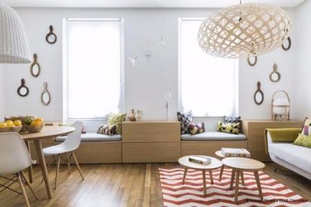 公寓怎么设计
