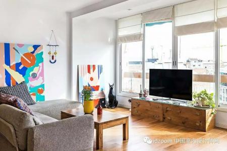 创意公寓图设计