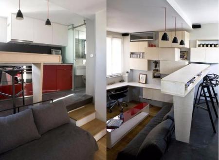 创意公寓设计和装修