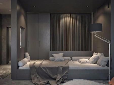 创意公寓效果图设计