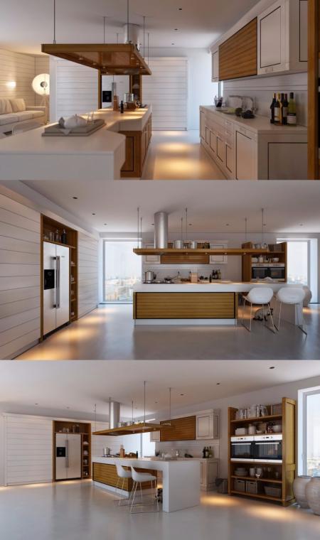 创意公寓的装修设计