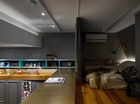 创意公寓的装饰设计