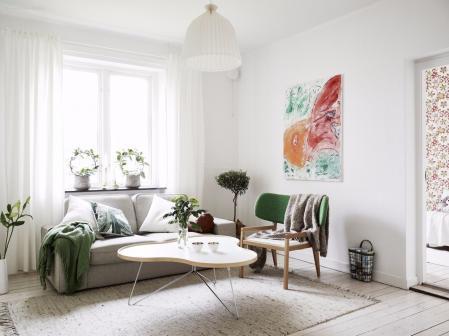 创意公寓效果图 设计