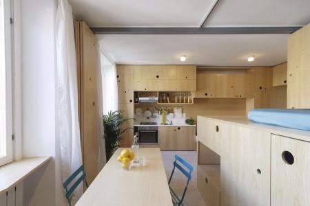 特色公寓免费设计