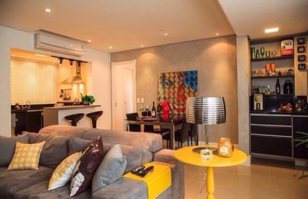 特色公寓室内装潢