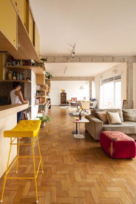 特色公寓装潢样板房