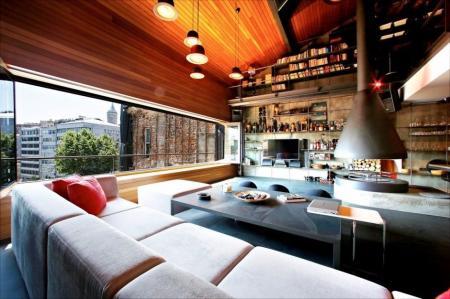 高端公寓设计 图纸
