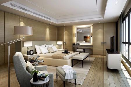 高端公寓设计 图片