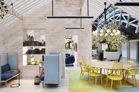 高端公寓设计参考
