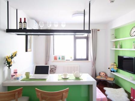 高端公寓装潢设计