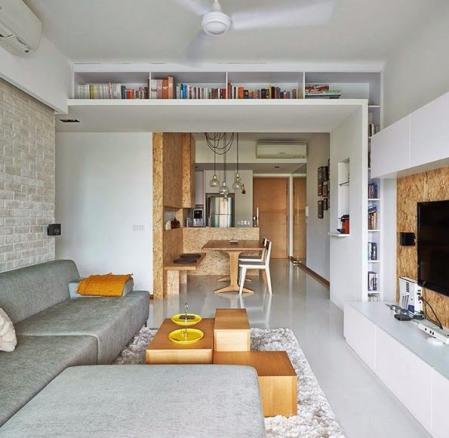 高端公寓室内装修