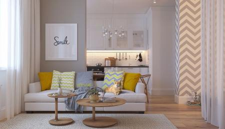 高端公寓的装饰设计