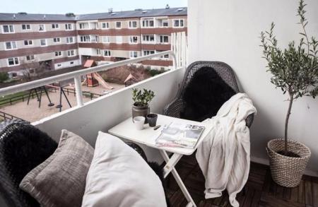 高端公寓装饰样板间