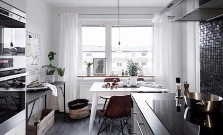 高端公寓的装潢效果图