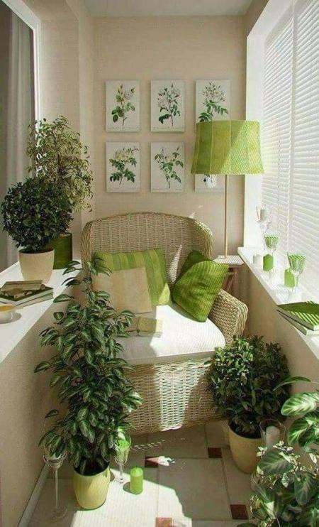 高端露台的装饰 设计