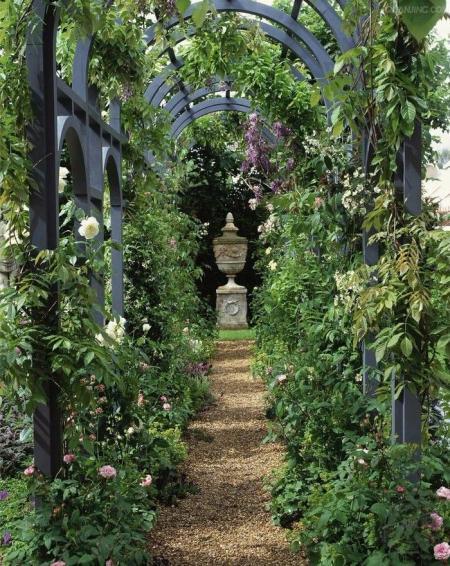 庭院设计 图库