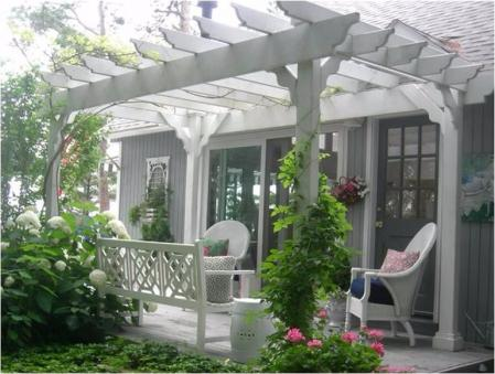 庭院素材 设计