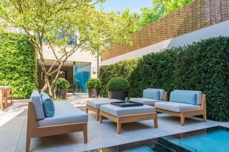庭院简单设计