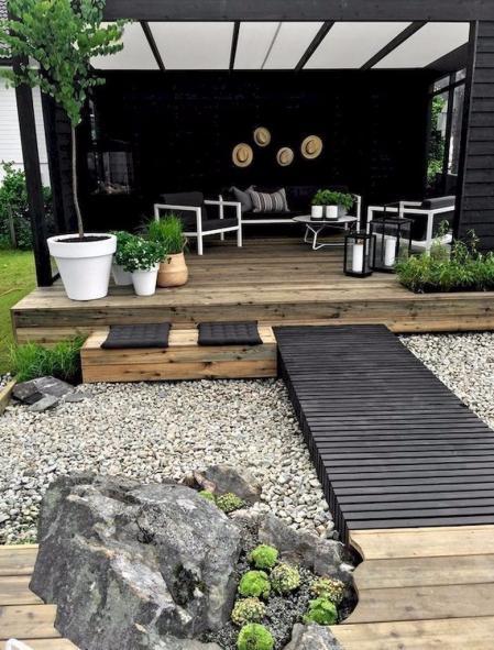 创意庭院设计 素材