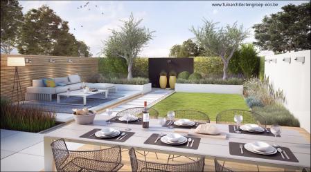 创意庭院设计 灵感