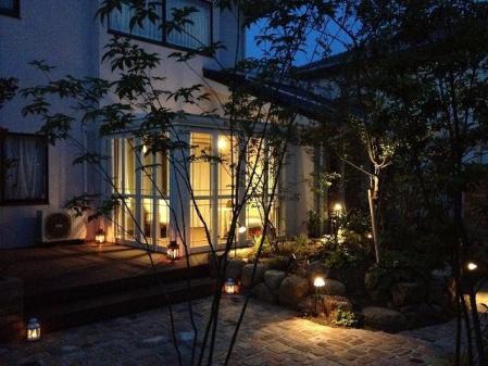 创意庭院设计图库