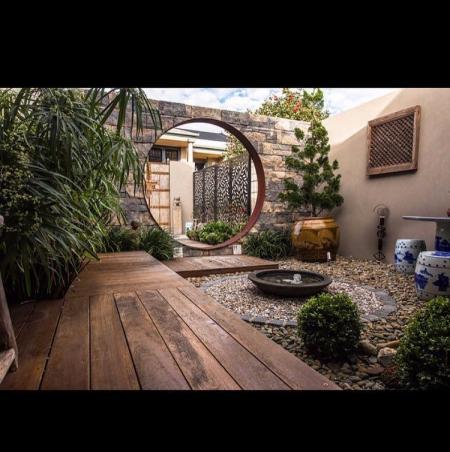 创意庭院装潢好图