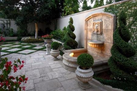 特色庭院设计 免费