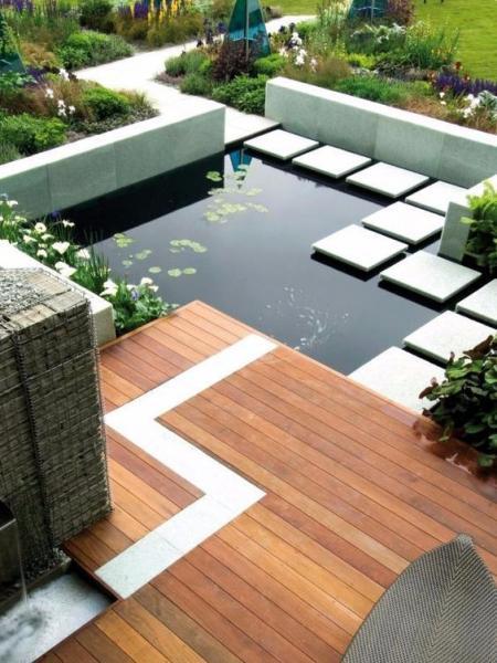 特色庭院素材设计