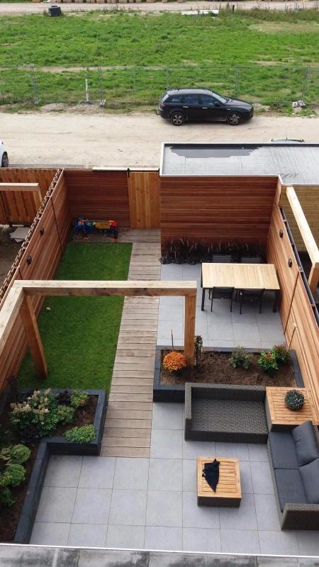 特色庭院效果图设计