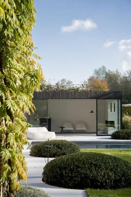 高端庭院参考 设计