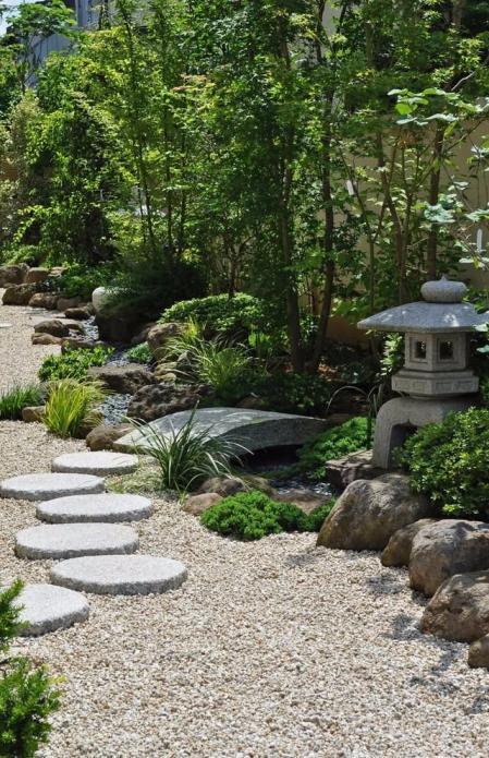 高端庭院设计 灵感