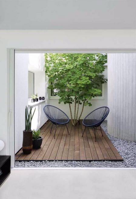 高端庭院设计 图片