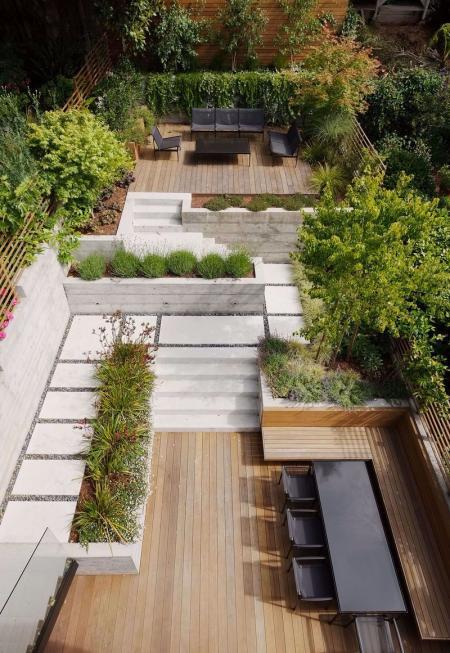 高端庭院设计灵感
