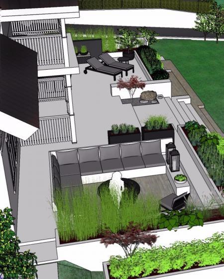 高端庭院怎么设计