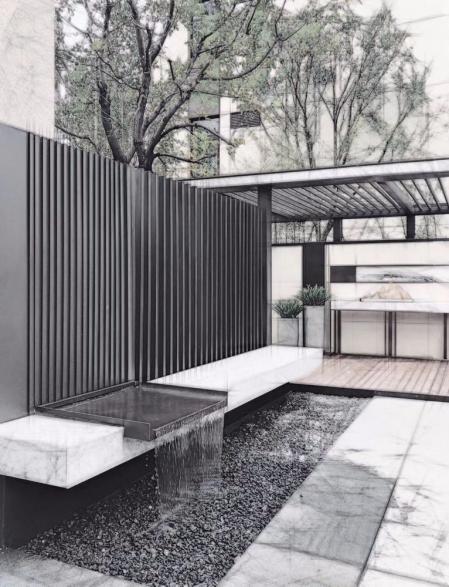 个性庭院家居设计