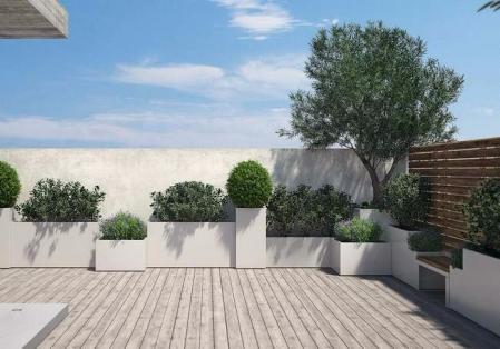 流行庭院素材 设计