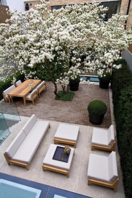 流行庭院设计免费