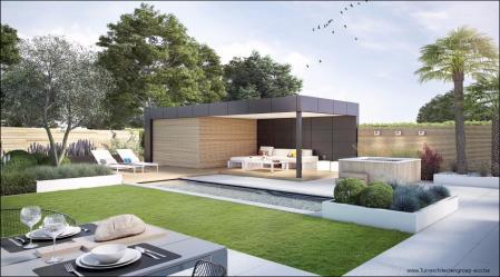 流行庭院设计参考